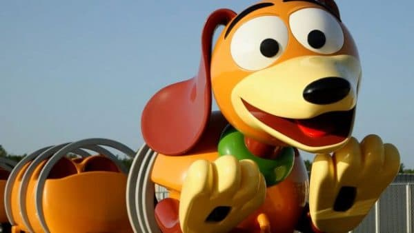 Toy Story Land Slinky Dog Dash 600x338 - Guide to all Hollywood Studios rides and attractions