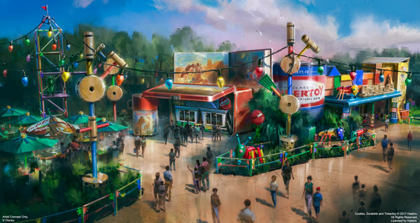 Pros and Cons for All Hollywood Studios Restaurants - Woody's Lunch Box (breakfast) – Temporarily Closed
