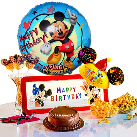 WDW Mickeys Grand Birthday Party Large