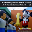 Walt Disney World Value resorts (including which one we think is the best)