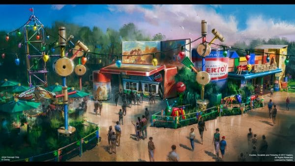 Woodys Lunch Box 600x338 - Everything we know about the new Toy Story Land