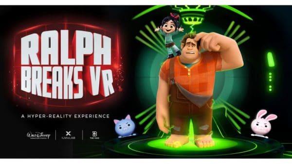 Ralph Breaks VR at The VOID 2c46eedbd484