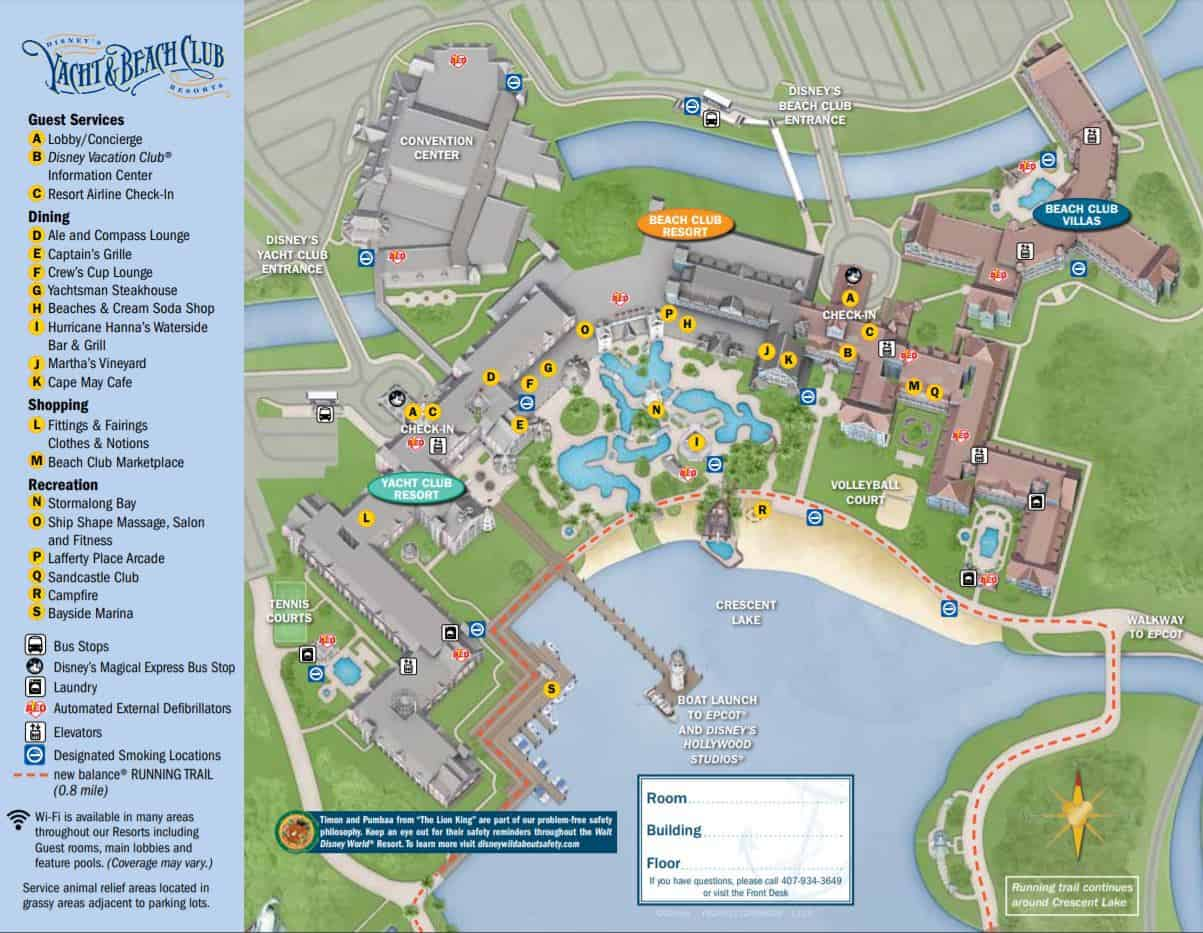 Disney World maps - download for the parks, resorts, parties ...
