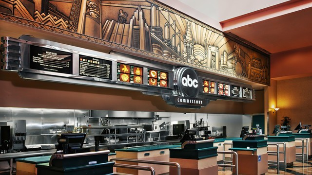 Hollywood Studios Dining - ABC Commissary (lunch)