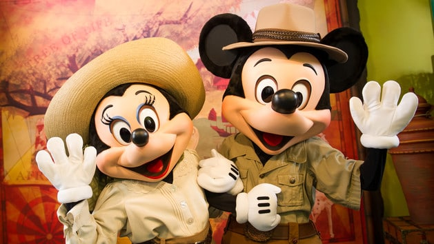 Meet Disney Pals at Adventurers Outpost (character meet) – Temporarily Unavailable