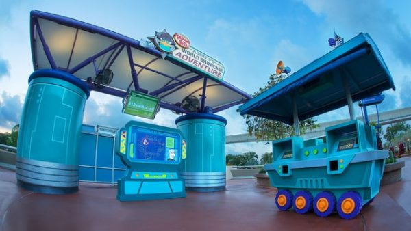 agent p world showcase gallery00 1 600x338 - Guide to all Epcot rides and attractions