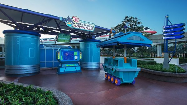 agentpadventure 600x338 - Free/cheap things to do with kids at Disney World