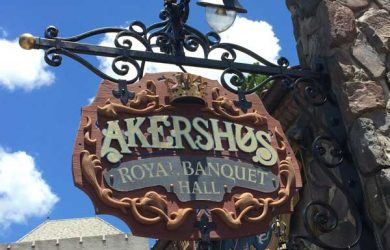 akershusfeatureimage 390x250 - Dining with the Character Queen: Akershus Royal Banquet Hall