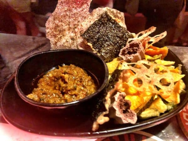 Oga food item