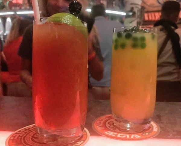 Oga's drinks
