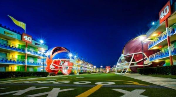 All-Star Sports at Disney World