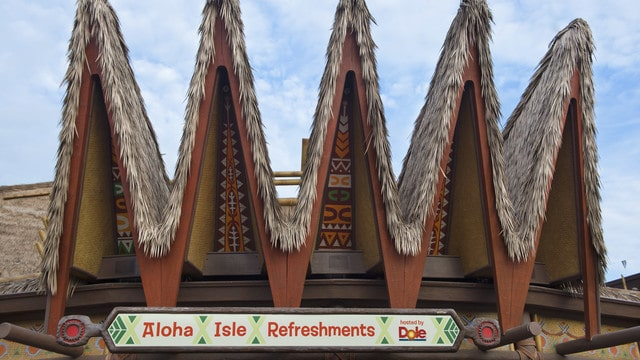 Pros and Cons for All Magic Kingdom Restaurants - Aloha Isle