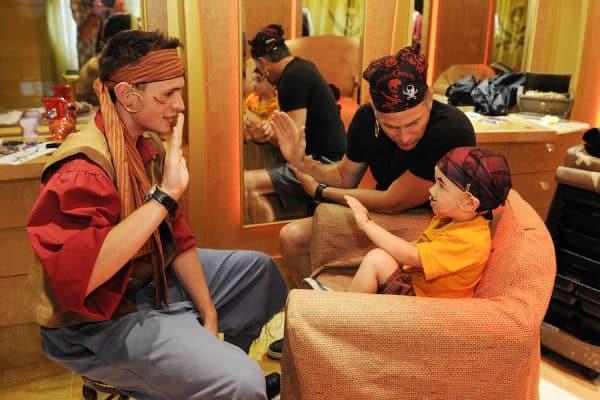Pirates League on Disney Cruise Line