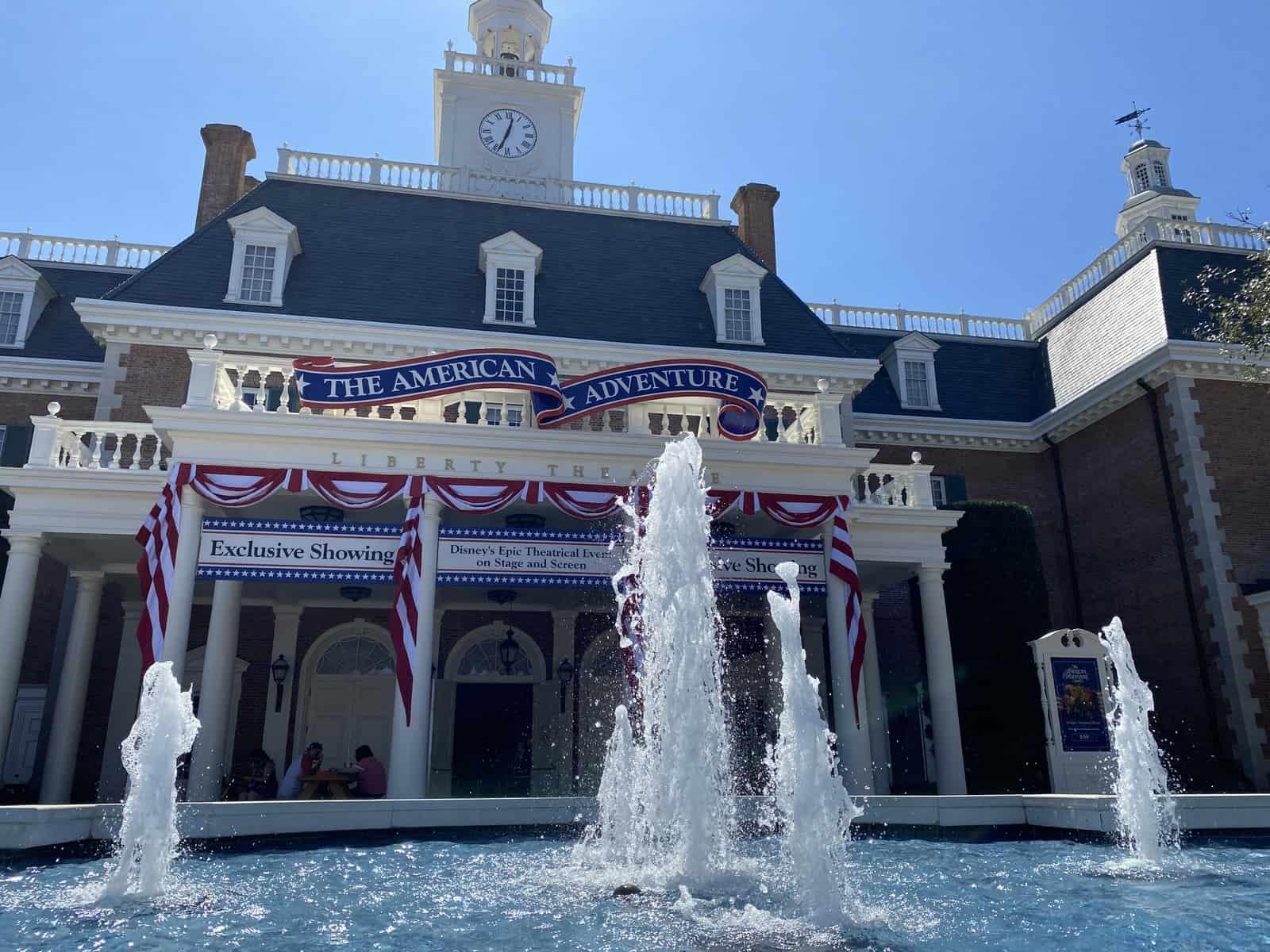 American Adventure Pavilion