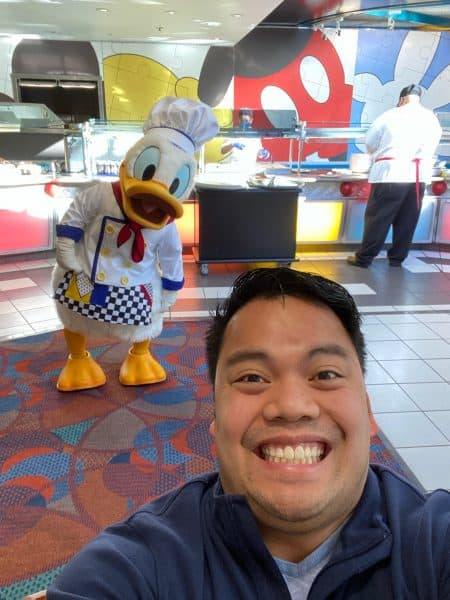 WDW Prep to Go Podcast anthony with donald
