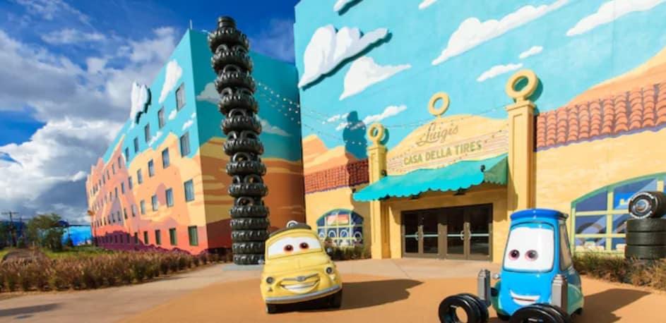 Disney's Art of Animation at Walt Disney World