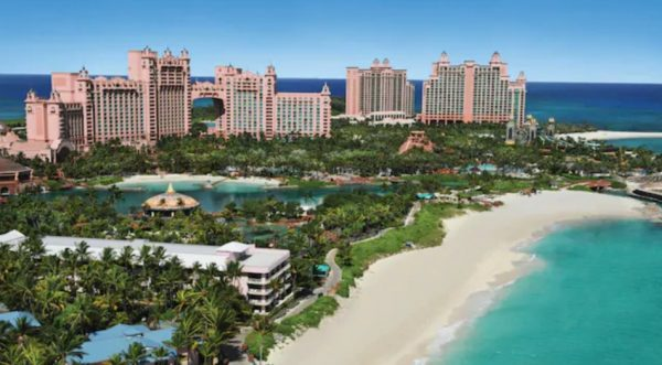 Atlantis Beach Day & Discover Atlantis in Nassau