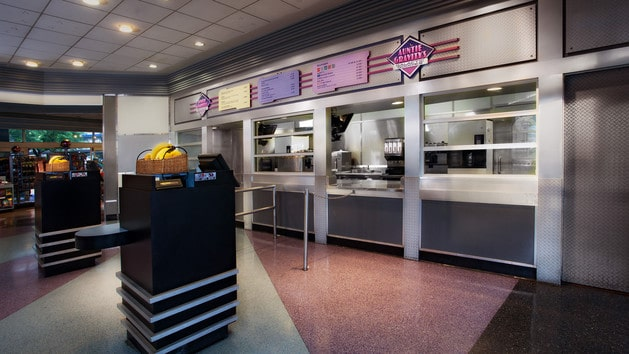 Pros and Cons for All Magic Kingdom Restaurants - Auntie Gravity's Galactic Goodies