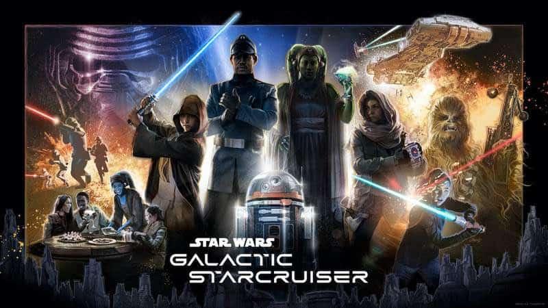 star wars galactic starcruiser disney world