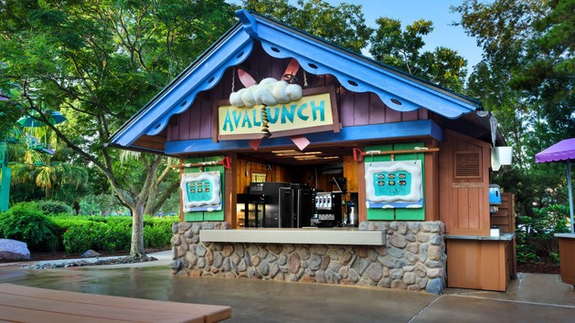 Complete Guide to Blizzard Beach at Disney World - Avalunch (lunch)