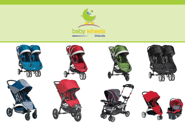 Baby Wheels - Disney World strollers