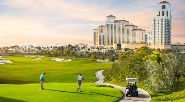 Baha Mar Royal Blue Golf Course Nassau