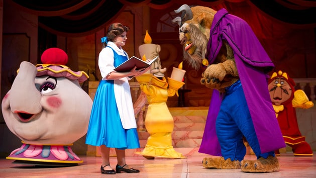 Beauty & the Beast – Live on Stage – Temporarily Unavailable