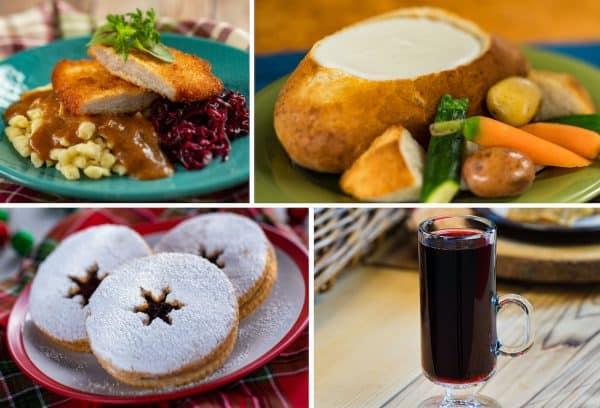 Bavaria Holiday Kitchen at Epcot
