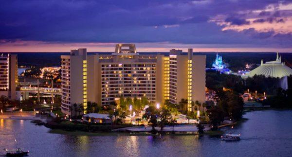 Bay Lake Tower at Contemporary Resort