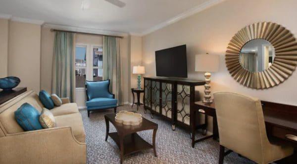 2 Bedroom at Beach Club Resort