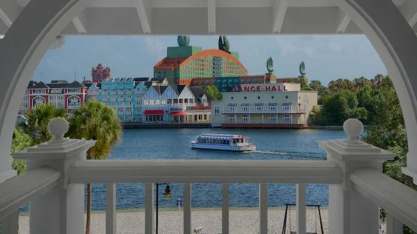 Beach Club Resort room view