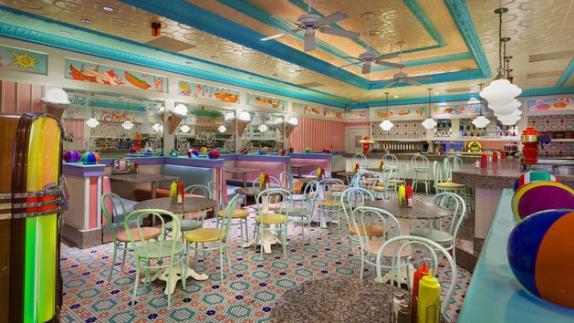 Beach Club Resort – Reopening 8/24/20 - Beaches & Cream (lunch)