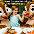 bestcharactermeals 115x115 - The best Disney World character meals - PREP123