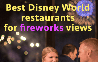 bestfireworksviews 390x250 - Best restaurants at Disney World for fireworks viewing