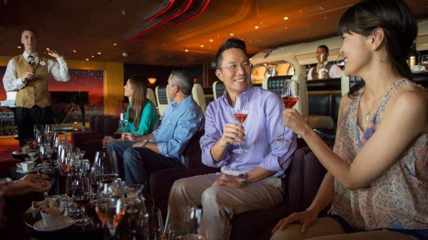 Beverage Tastings on Disney Cruise Line