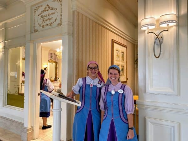 Grand Floridian Bibbidi Bobbidi Boutique