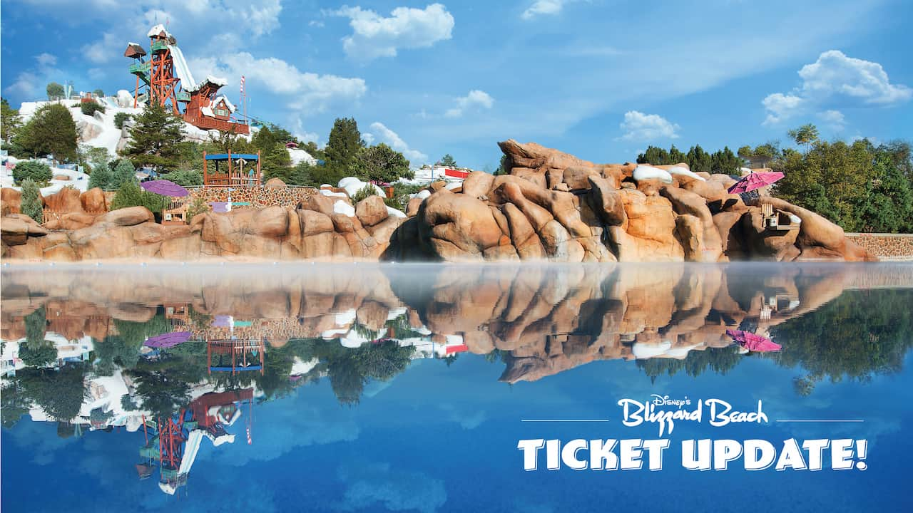 blizzard beach tickets are on sale for march 7 reopening