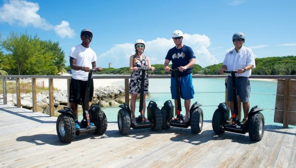 Blue Lagoon Segway and Beach Safari