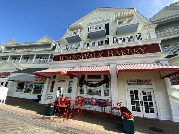 BoardWalk Bakery at Disney's BoardWalk