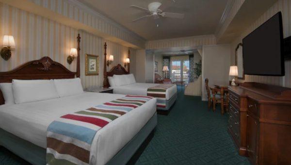 Club Level Room at BoardWalk Inn