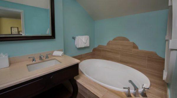 BoardWalk Inn Outer Building Garden Room