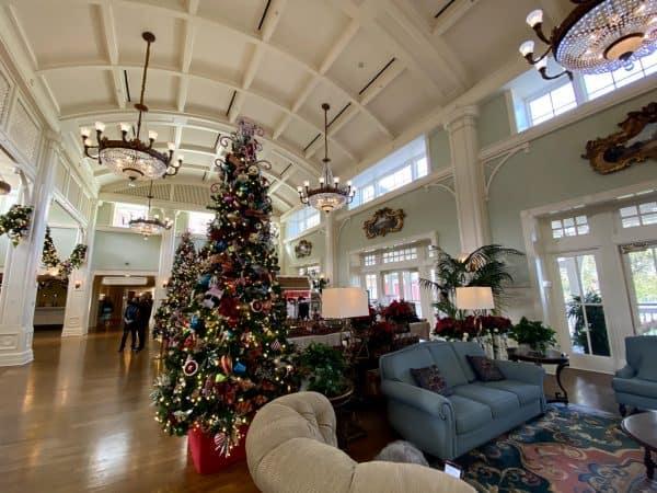Disney's BoardWalk lobby