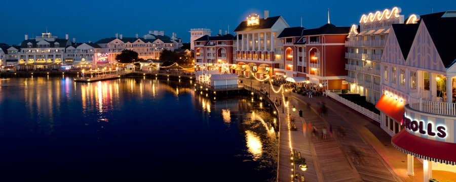 boardwalkvillas - Resorts for families of 5 at Disney World (from least to most expensive)