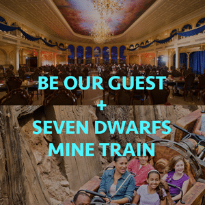 bogsdmt - Fixed price dinner now at Be Our Guest! Here's tips for dining there.