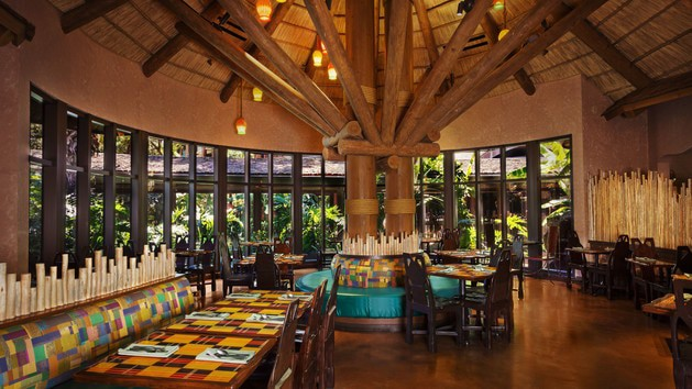 Animal Kingdom Lodge - Boma Flavors of Africa (dinner)