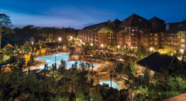 Boulder Ridge Villas at Walt Disney World