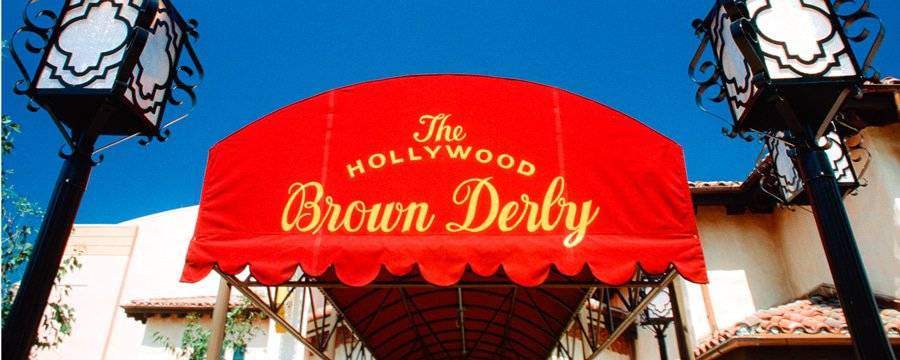 Hollywood Studios Dining - Dine with an Imagineer at The Hollywood Brown Derby