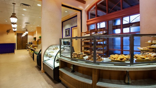 Coronado Springs Resort - Cafe Rix (breakfast)