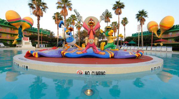 Calypso Pool at All-Star Music
