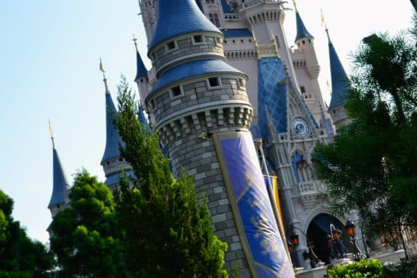 Castle side angle